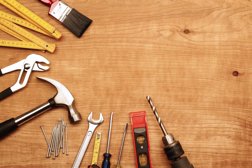 Proper Tools for Repair and Home Improvement Projects
