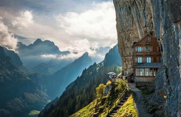 Travelling In Switzerland