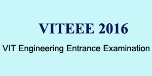 Vellore Institute Of Technology Admission Process