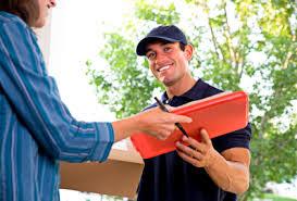 parcel courier services