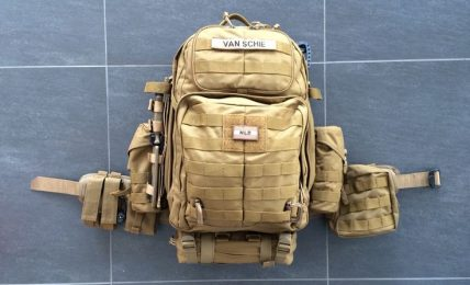 Calling 5.11 Tactical Canada Prepared