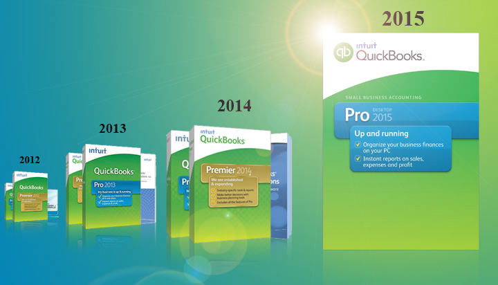 Compare QuickBooks Premier 2016 vs QuickBooks Pro 2015