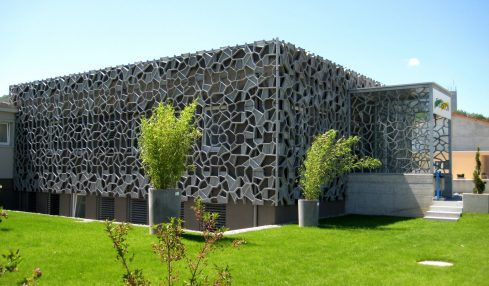 Form Liners Give A Boost To Architectural Designs