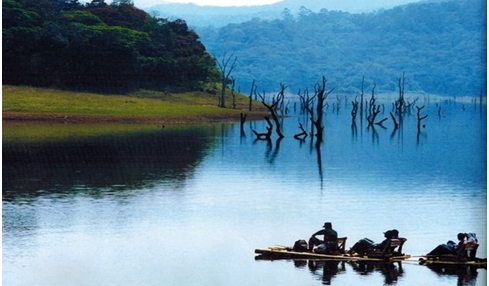 Thekkady - Sheltering The Wildlife Of The Beautiful State Of Kerala