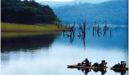 Thekkady - Sheltering The Wildlife Of The Beautiful State Of Kerala