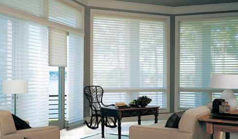 Window Treatment With Blinds For Your Home