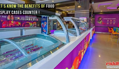 Let's Know The Benefits Of Food Display Cases!