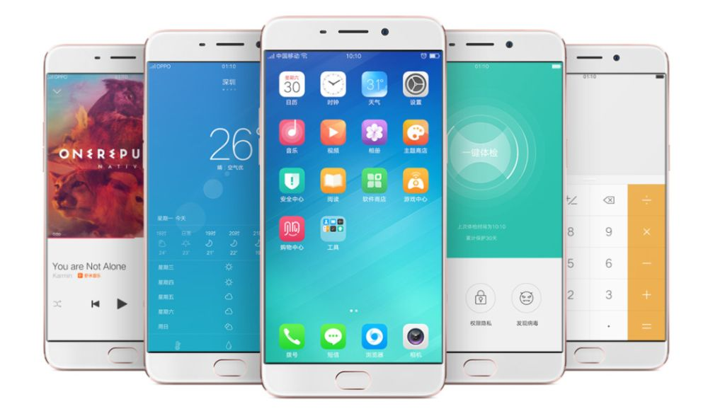 Oppo R9, R9 Plus 16-Megapixel Selfie Cameras And 6 Inch Display Launched Officially