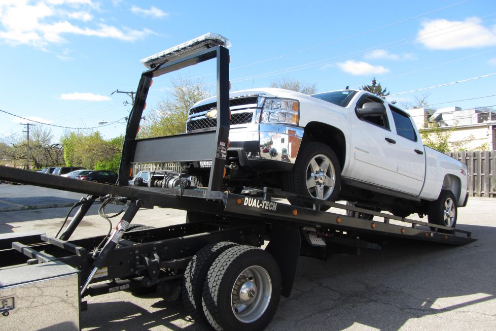 4 Basic Reasons To Tow The Vehicle
