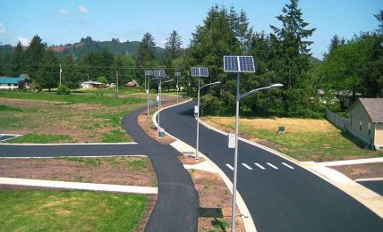 Retrofit Solar Street Lighting System Is An Affordable Solution
