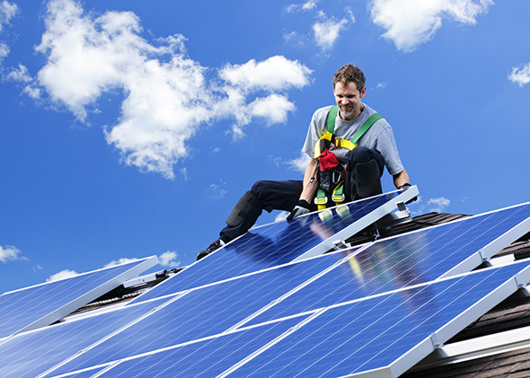 Solar Panels Are An Effective Device Suitable For All Weather Conditions