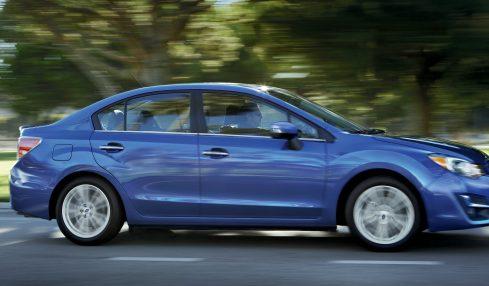 How Drivers Shop For Their New Subaru Impreza