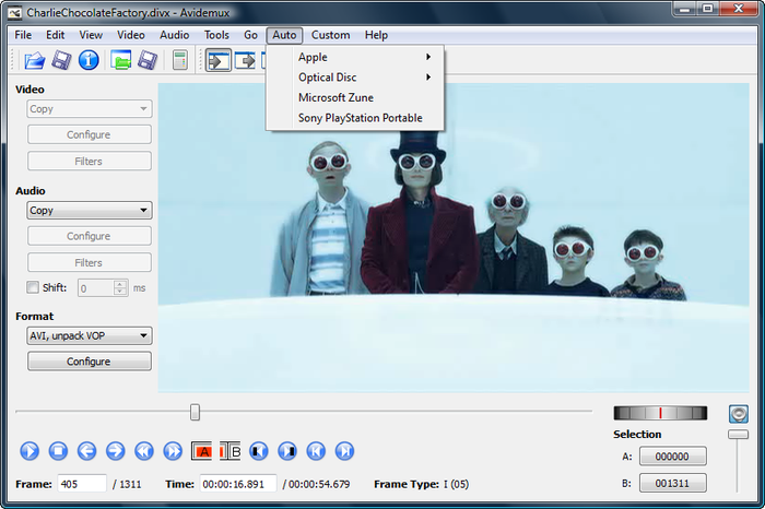 Avidemux : Get To Know About A Free Video Editing and Processing Software