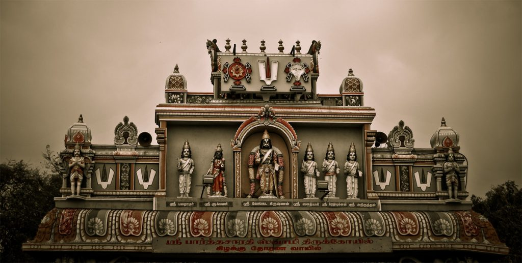 2 Revered And Old Vishnu Temples Of Chennai