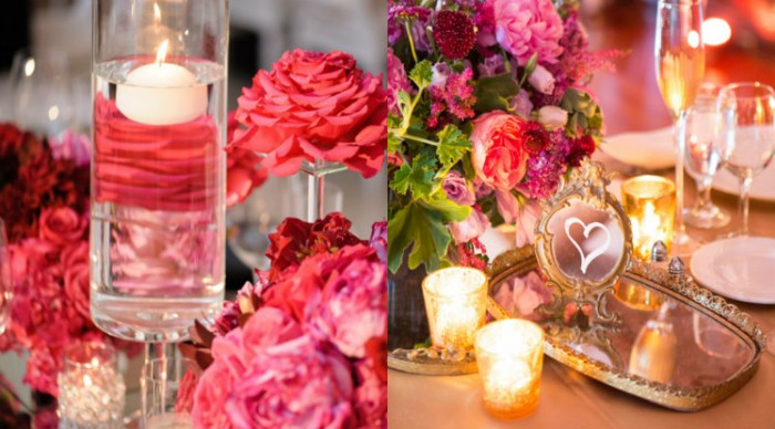 Light Up Your Wedding Day With Dazzling Candle Décor
