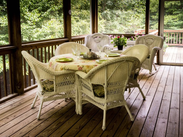 Why Is Rattan Garden Furniture Such A Popular Choice?