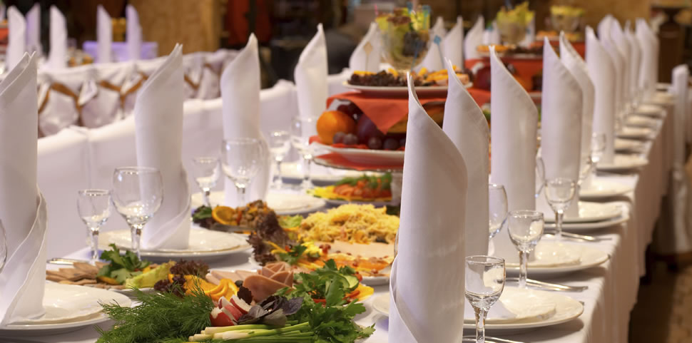 Make The Events Much More Amazing With The Best Catering Services In Town