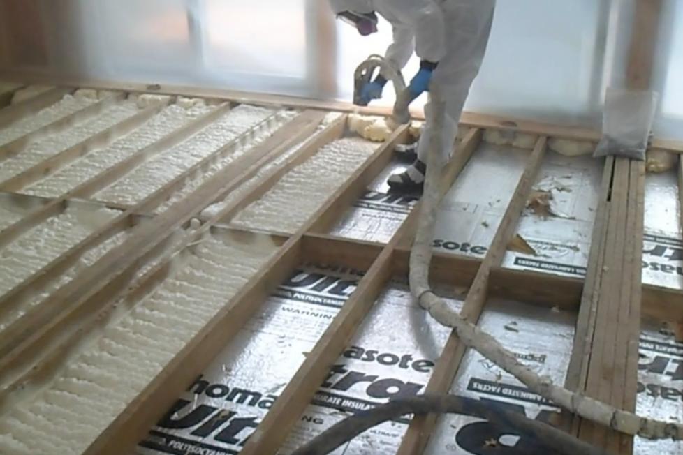 energy foam insulation