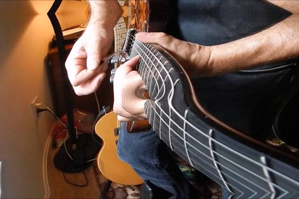 Brazilian Rosewood Fingerboard