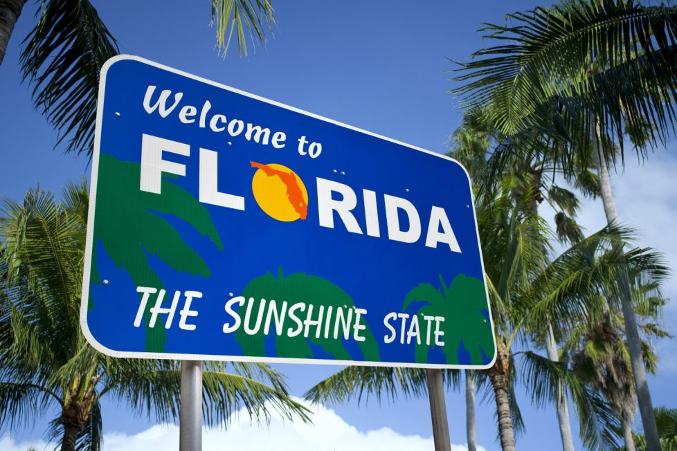 5 REASONS TO VISIT THE MAGICAL FLORIDA