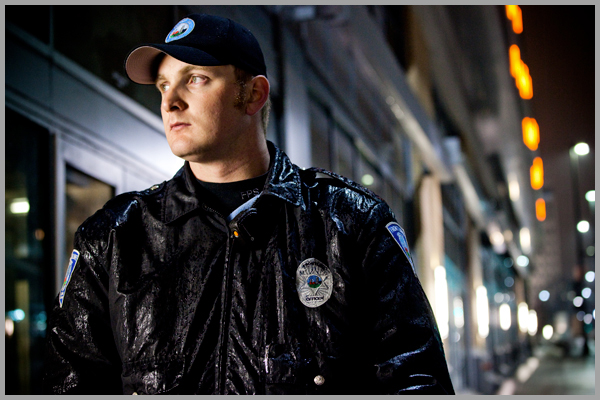 Private Security Services Protecting The Companies And Properties Of The People