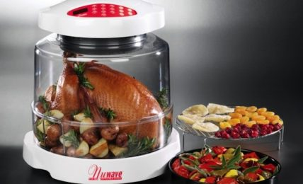 NuWave Oven Offers 3-way Cooking Giving The Best Delectable Meals