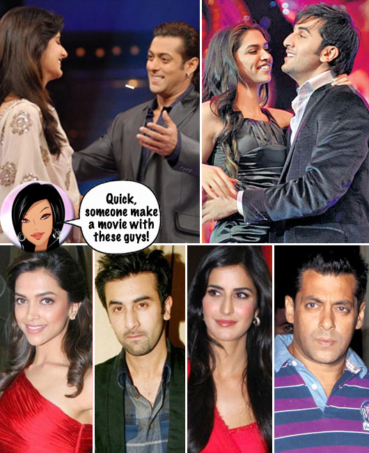 Will Salman and Deepika Be Seen Together This Year?