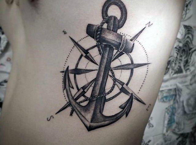 Anchor Tattoos – The Symbols Of True Relationship