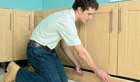 Installing The New Cabinets - What Are The Things To Be Taken Care Of
