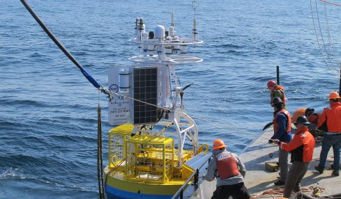 Oceanographers Trying To Bridge The Gap Between Land and Water