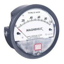 Know About The Differential Pressure Gauges