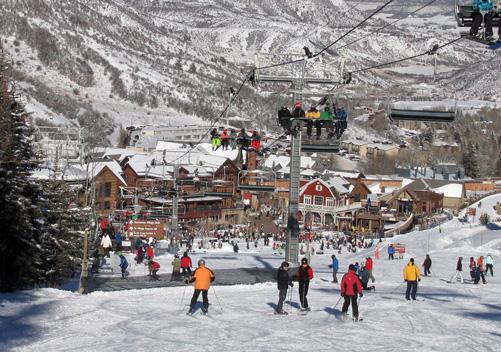 Top 5 Places In Ski Colorado
