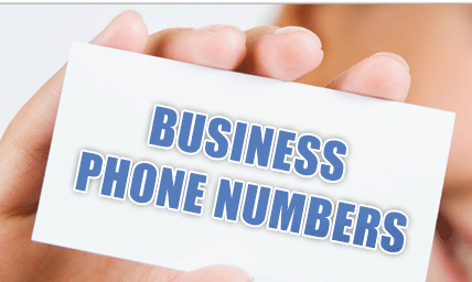 The Need For Local Business Phone Numbers