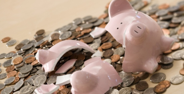 Young People Burdened By Debt