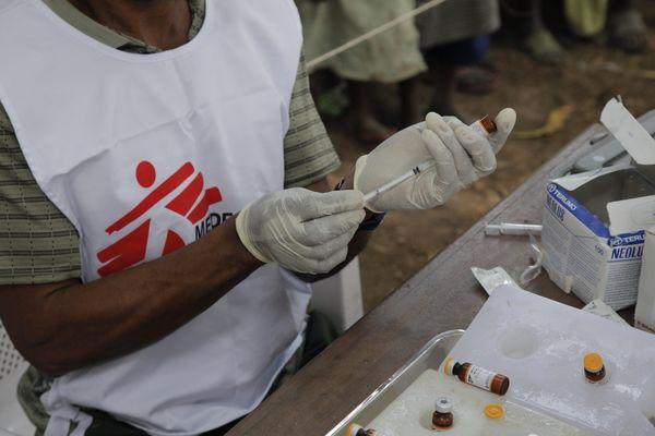 Doctors Without Borders Refuses 1 Million Vaccines Against Pneumonia