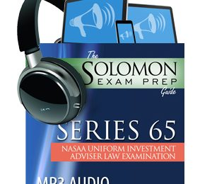 How To Prepare For The Series 65 Exam