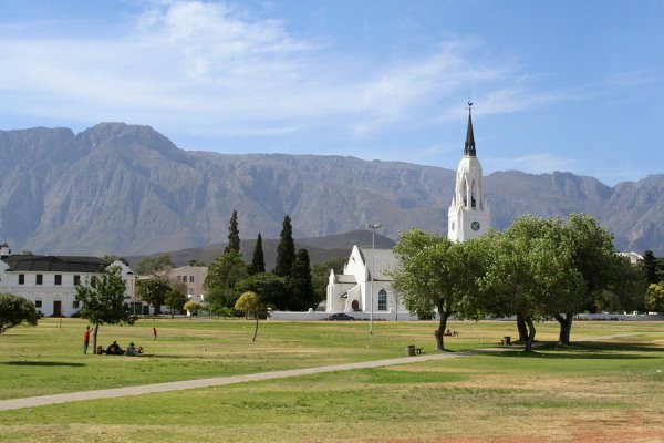 The 5 Reasons To Discover Worcester, South Africa.