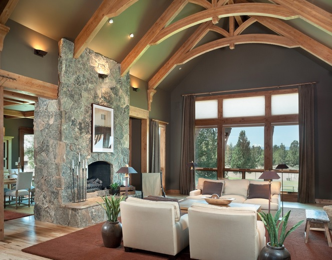 6 Fantastic Tips To Decorate Your Room With Vaulted Ceilings