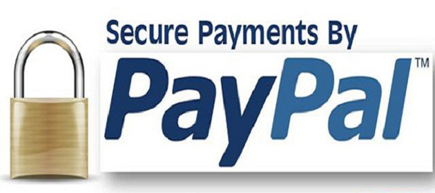 Easy Payment Solution With PayPal Secure System