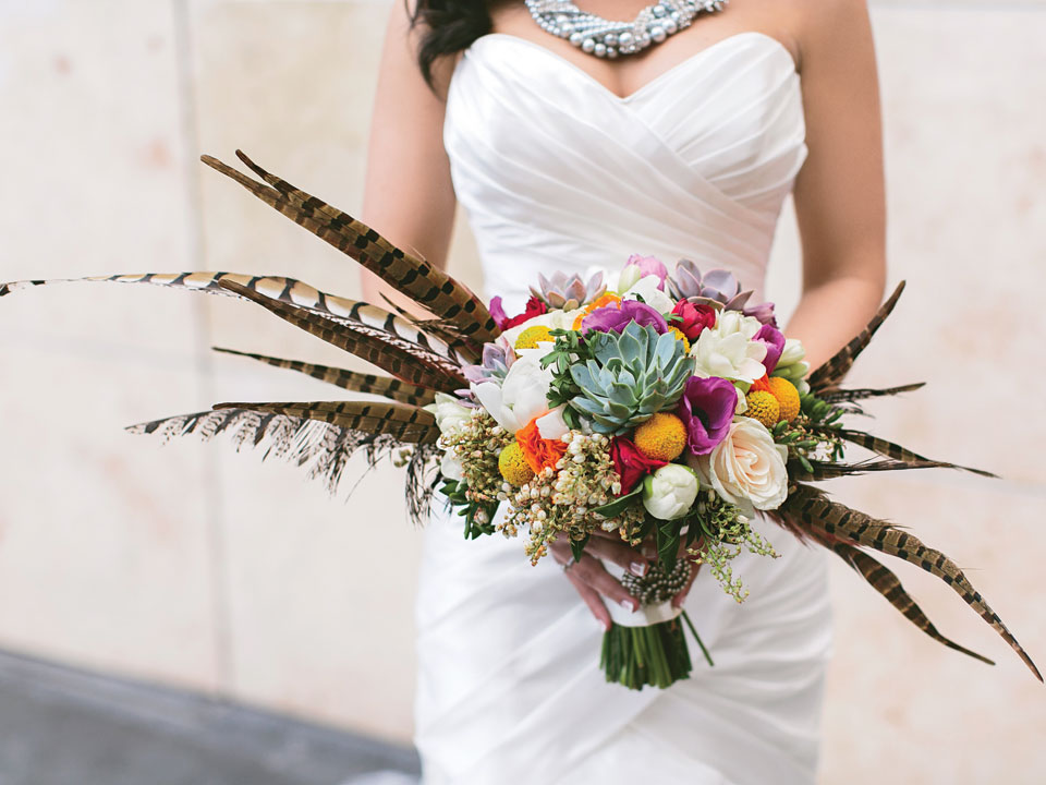 7 Things Every Bride Should Consider While Choosing A Bouquet
