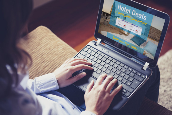 Why Book Your Travel Online?