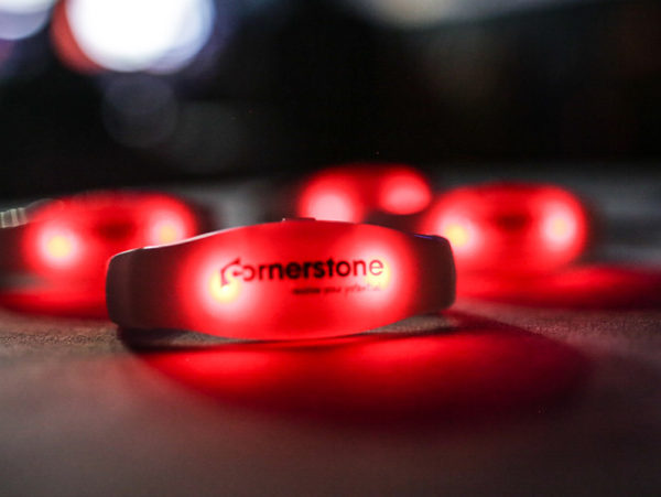 Why LED Wristbands Are The New 'Norm' At Concerts