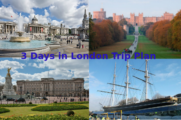 3 Days In London While Availing Weekend Apartment