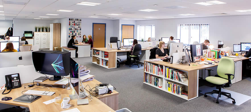 Office Refurbishment Services For Small Office Spaces In London