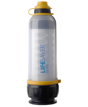 The Benefits Of Using A Travel Water Purifier Bottle Over Bottled Water