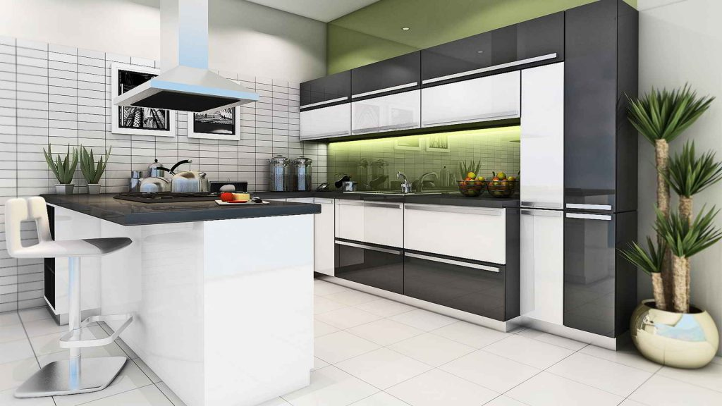 Modular Kitchen- Brings Out The Hidden Cook Inside You