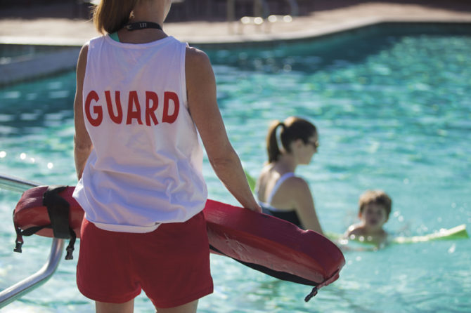Hiring A Lifeguard For A Private Event? Keep These Helpful Tips In Mind