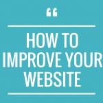 How to Improve your Website in 8 Practical Ways