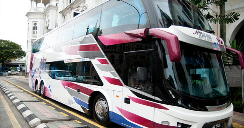 How To Get Bus from KL to JB?