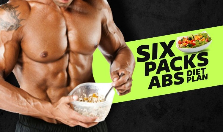 Diet Plans For Gaining Six Pack Abs Within A Short Span Of Time